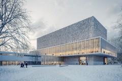 Wettbewerb: Konzerthaus Nürnberg 2018