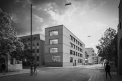Wettbewerb: Neubau Department Geo- und Umweltwissenschaften der LMU und Staatliche Naturwissenschaftliche Sammlung Bayerns