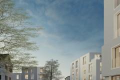 Wettbewerb: Dorfkernerweiterung Altenrhein – Sonnenareal(2014)